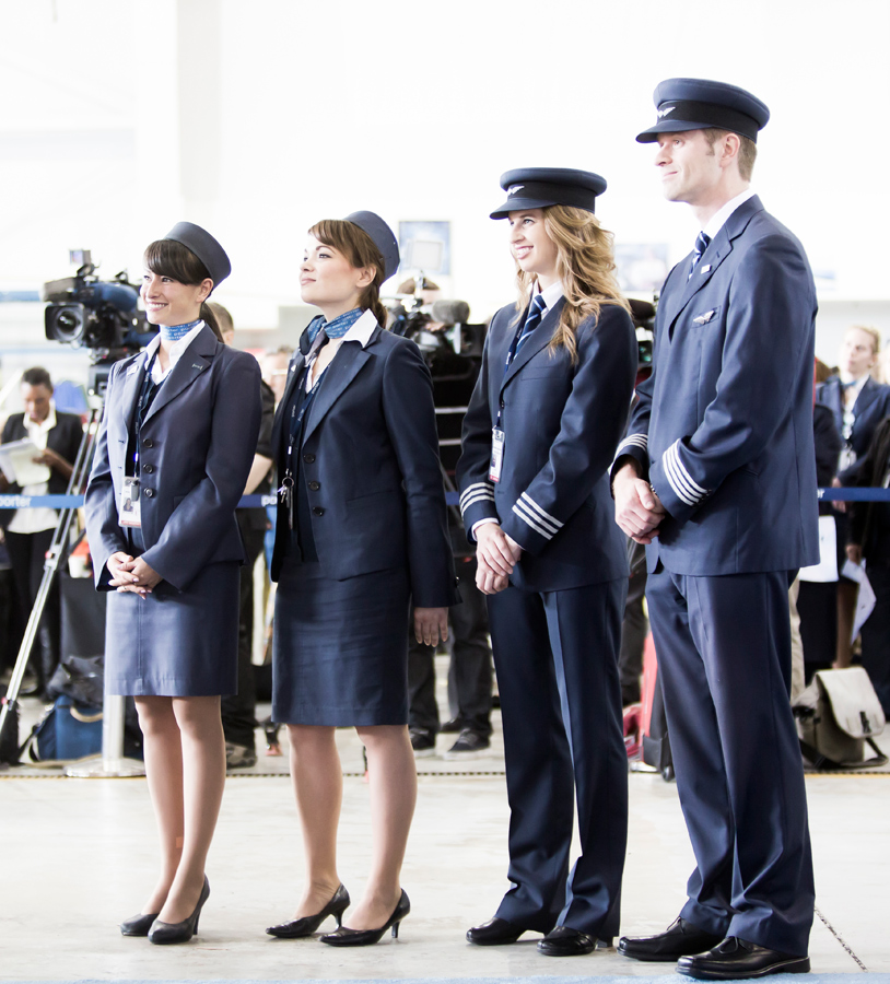 Porter Airlines, Flight Staff