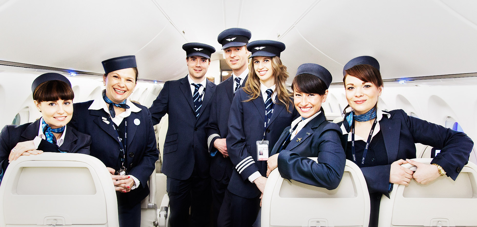 Flight Crew_Porter Airlines