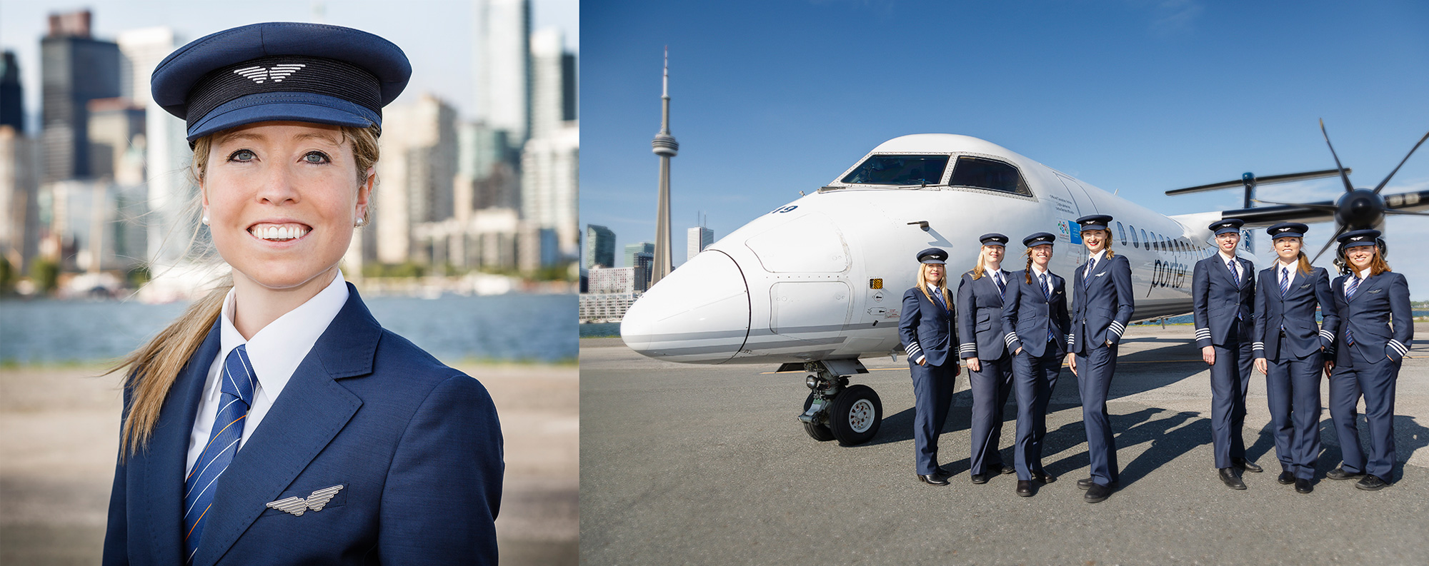 Pilots_Porter Airlines